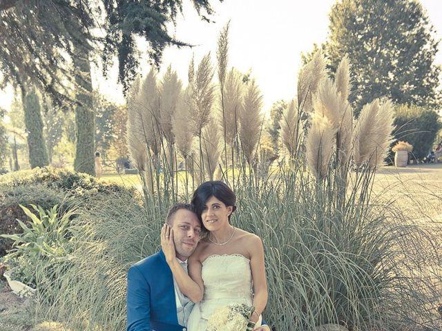 Il matrimonio di Manuele e Sabrina a Erbusco, Brescia 95