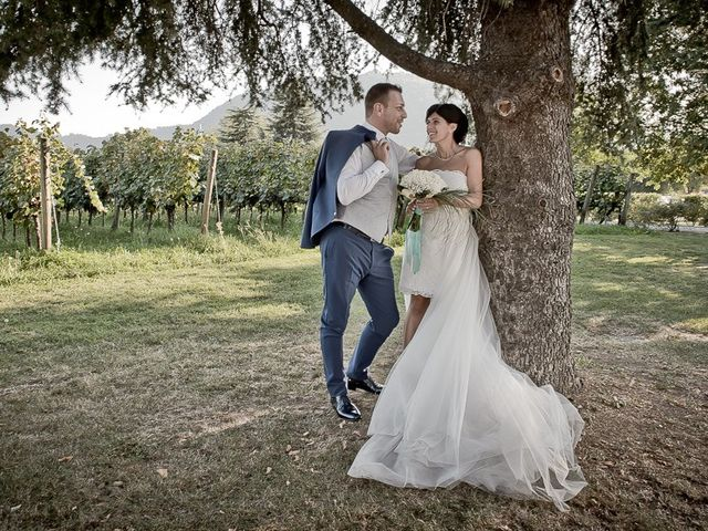 Il matrimonio di Manuele e Sabrina a Erbusco, Brescia 97