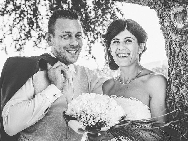Il matrimonio di Manuele e Sabrina a Erbusco, Brescia 98