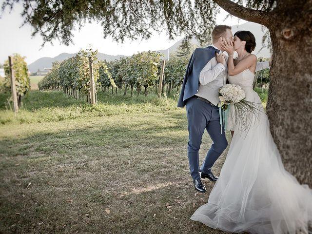 Il matrimonio di Manuele e Sabrina a Erbusco, Brescia 99