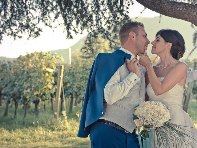 Il matrimonio di Manuele e Sabrina a Erbusco, Brescia 100
