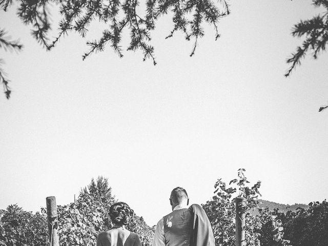 Il matrimonio di Manuele e Sabrina a Erbusco, Brescia 101