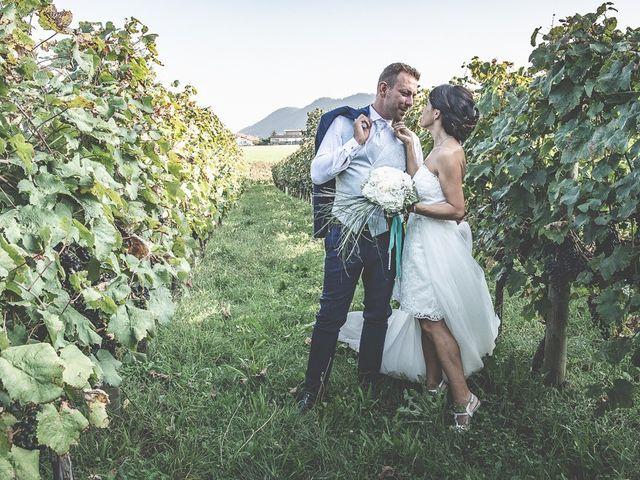 Il matrimonio di Manuele e Sabrina a Erbusco, Brescia 102