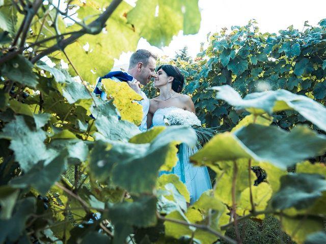 Il matrimonio di Manuele e Sabrina a Erbusco, Brescia 103
