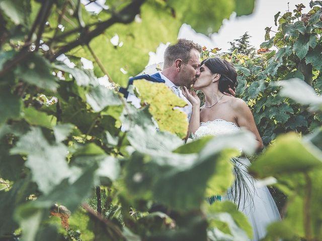 Il matrimonio di Manuele e Sabrina a Erbusco, Brescia 104