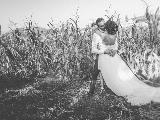 Il matrimonio di Manuele e Sabrina a Erbusco, Brescia 109