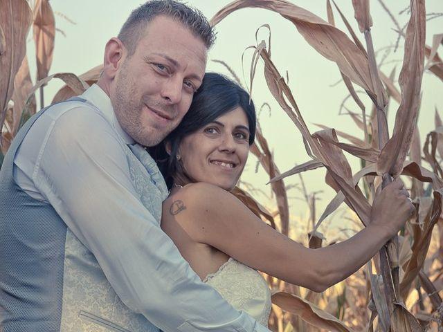 Il matrimonio di Manuele e Sabrina a Erbusco, Brescia 110