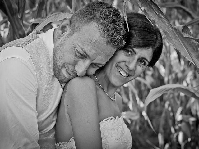 Il matrimonio di Manuele e Sabrina a Erbusco, Brescia 111