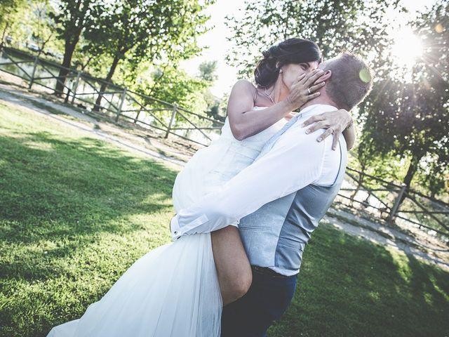 Il matrimonio di Manuele e Sabrina a Erbusco, Brescia 115