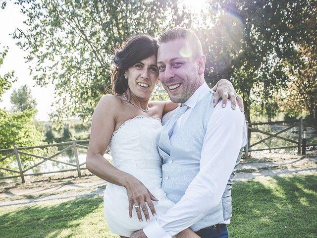 Il matrimonio di Manuele e Sabrina a Erbusco, Brescia 116