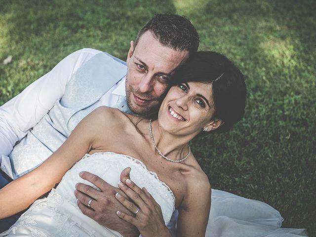 Il matrimonio di Manuele e Sabrina a Erbusco, Brescia 117