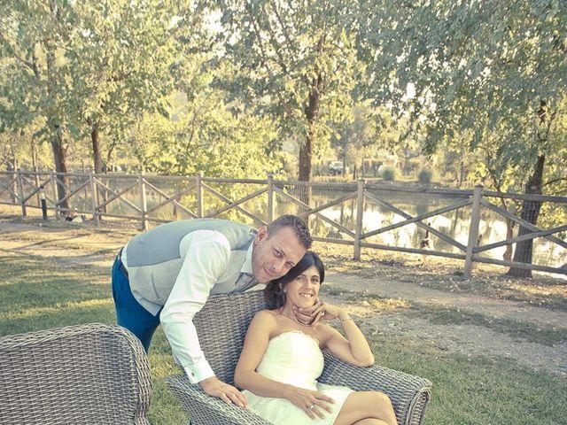 Il matrimonio di Manuele e Sabrina a Erbusco, Brescia 118