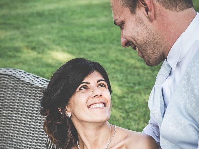Il matrimonio di Manuele e Sabrina a Erbusco, Brescia 119