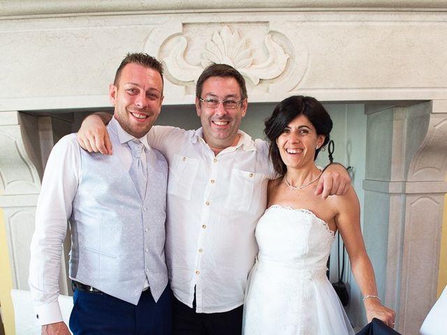 Il matrimonio di Manuele e Sabrina a Erbusco, Brescia 120