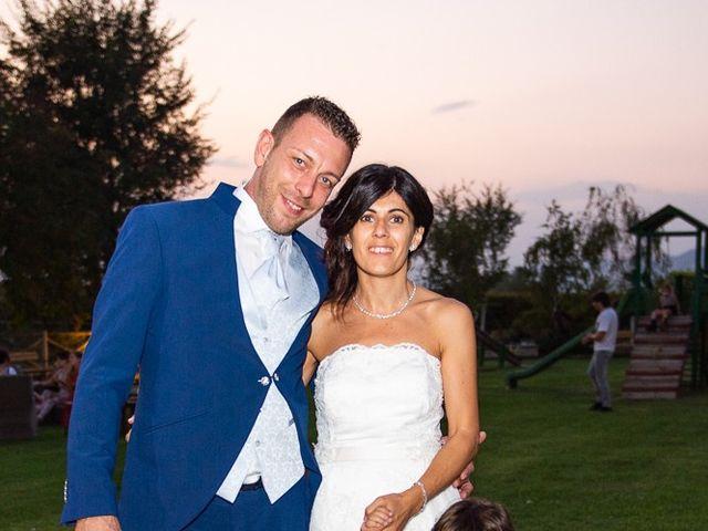 Il matrimonio di Manuele e Sabrina a Erbusco, Brescia 121