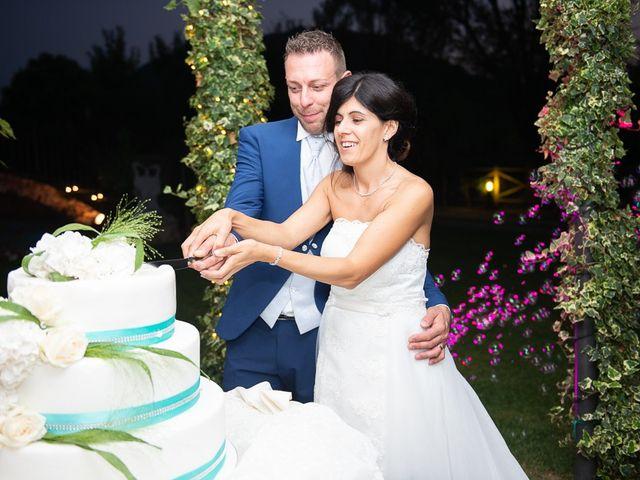 Il matrimonio di Manuele e Sabrina a Erbusco, Brescia 122