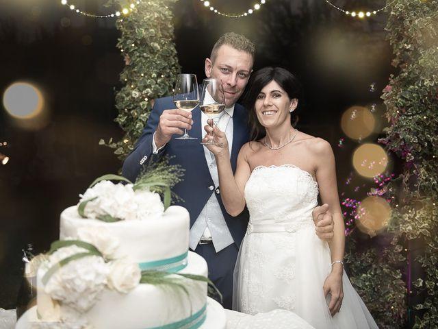 Il matrimonio di Manuele e Sabrina a Erbusco, Brescia 124