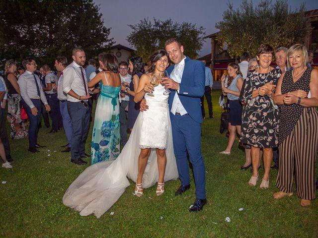 Il matrimonio di Manuele e Sabrina a Erbusco, Brescia 125