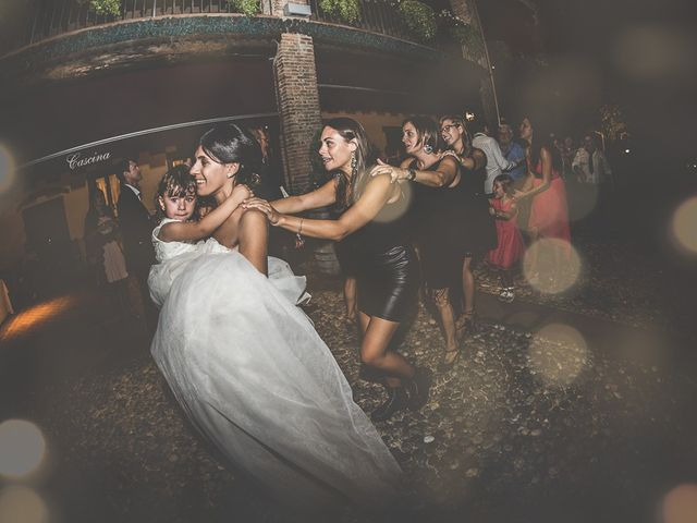 Il matrimonio di Manuele e Sabrina a Erbusco, Brescia 132