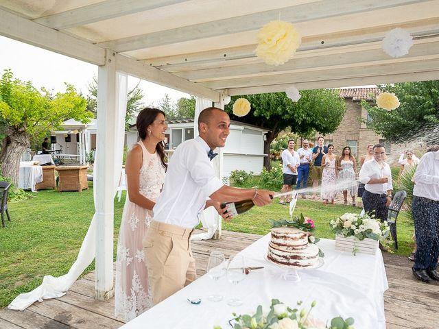 Il matrimonio di Luca e Andrea a Ostra Vetere, Ancona 3