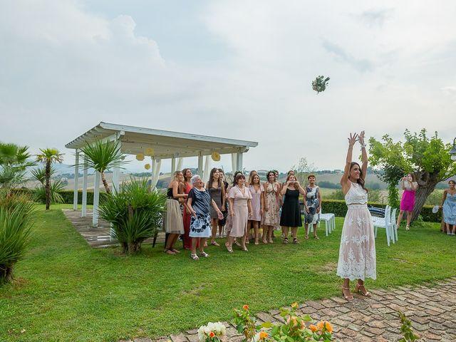 Il matrimonio di Luca e Andrea a Ostra Vetere, Ancona 7