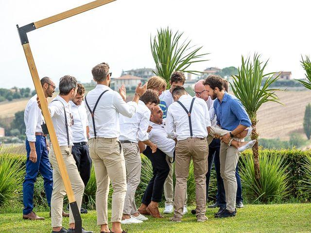 Il matrimonio di Luca e Andrea a Ostra Vetere, Ancona 8
