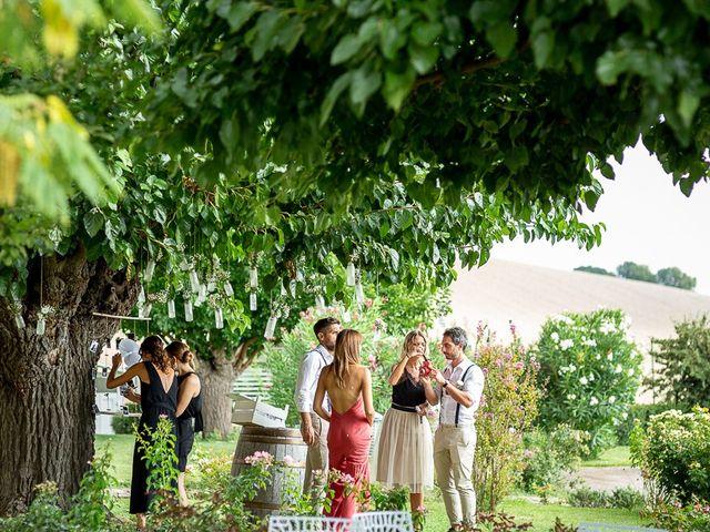Il matrimonio di Luca e Andrea a Ostra Vetere, Ancona 13