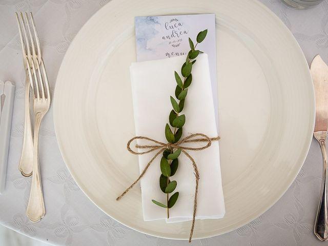 Il matrimonio di Luca e Andrea a Ostra Vetere, Ancona 15