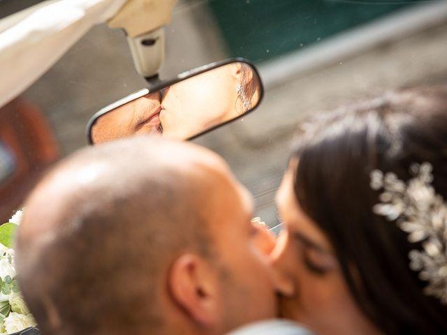 Il matrimonio di Luca e Andrea a Ostra Vetere, Ancona 1