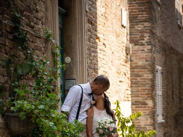Il matrimonio di Luca e Andrea a Ostra Vetere, Ancona 24