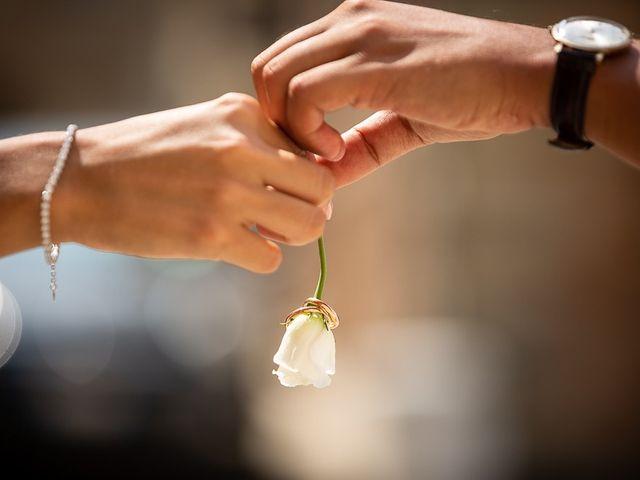 Il matrimonio di Luca e Andrea a Ostra Vetere, Ancona 2