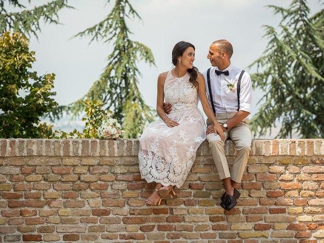 Il matrimonio di Luca e Andrea a Ostra Vetere, Ancona 27