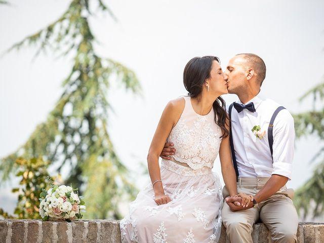 Il matrimonio di Luca e Andrea a Ostra Vetere, Ancona 28