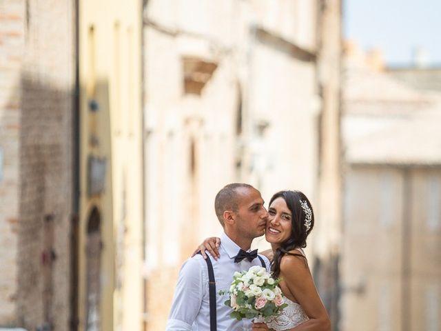 Il matrimonio di Luca e Andrea a Ostra Vetere, Ancona 29