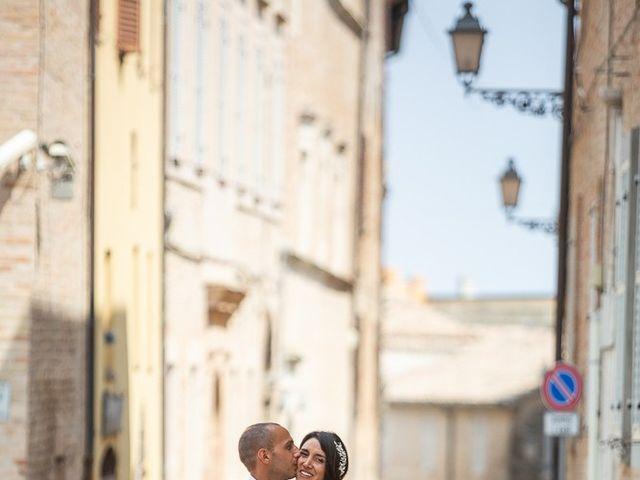 Il matrimonio di Luca e Andrea a Ostra Vetere, Ancona 32