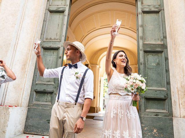 Il matrimonio di Luca e Andrea a Ostra Vetere, Ancona 33