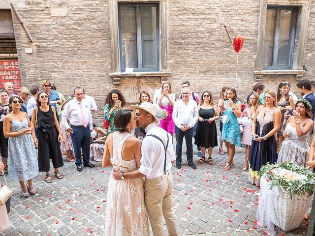 Il matrimonio di Luca e Andrea a Ostra Vetere, Ancona 34
