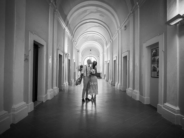 Il matrimonio di Luca e Andrea a Ostra Vetere, Ancona 36