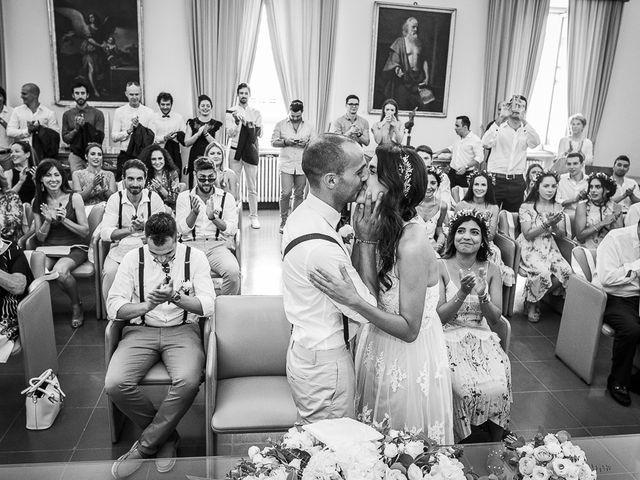 Il matrimonio di Luca e Andrea a Ostra Vetere, Ancona 37