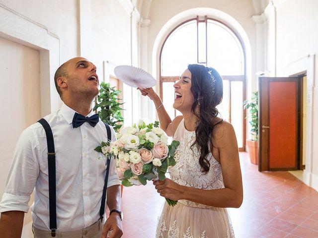 Il matrimonio di Luca e Andrea a Ostra Vetere, Ancona 38