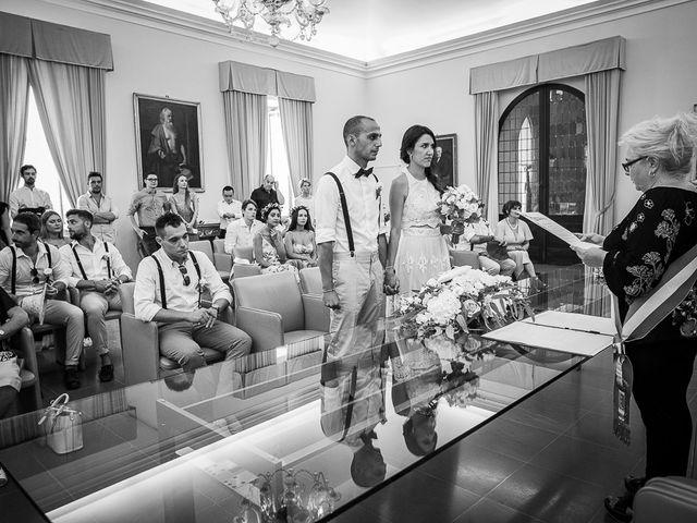 Il matrimonio di Luca e Andrea a Ostra Vetere, Ancona 39