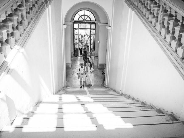 Il matrimonio di Luca e Andrea a Ostra Vetere, Ancona 40
