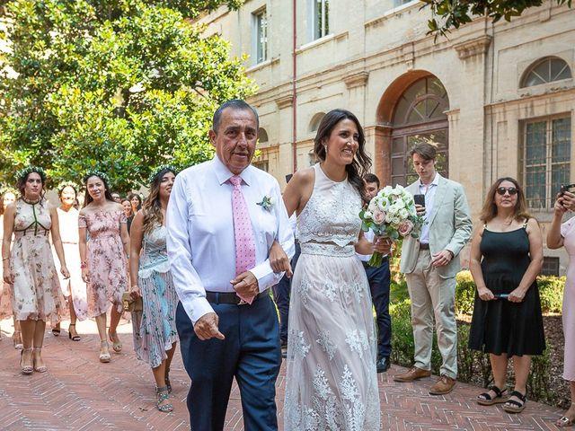 Il matrimonio di Luca e Andrea a Ostra Vetere, Ancona 41