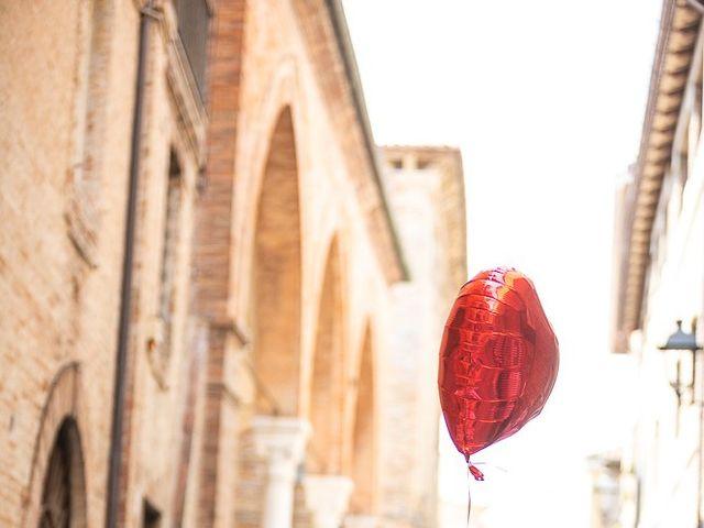 Il matrimonio di Luca e Andrea a Ostra Vetere, Ancona 42