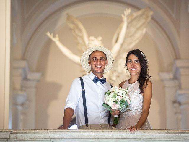 Il matrimonio di Luca e Andrea a Ostra Vetere, Ancona 45