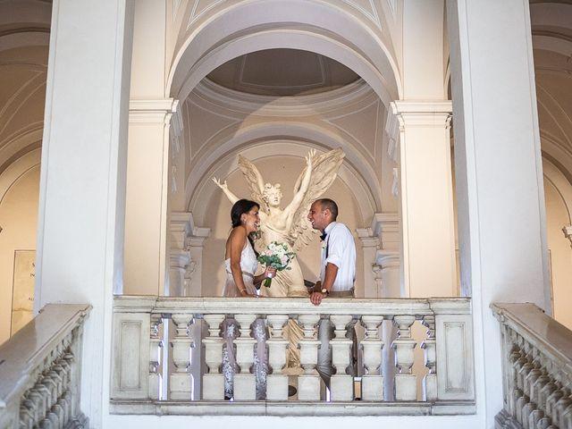 Il matrimonio di Luca e Andrea a Ostra Vetere, Ancona 46