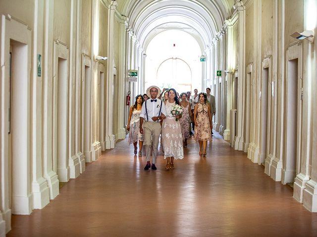 Il matrimonio di Luca e Andrea a Ostra Vetere, Ancona 50