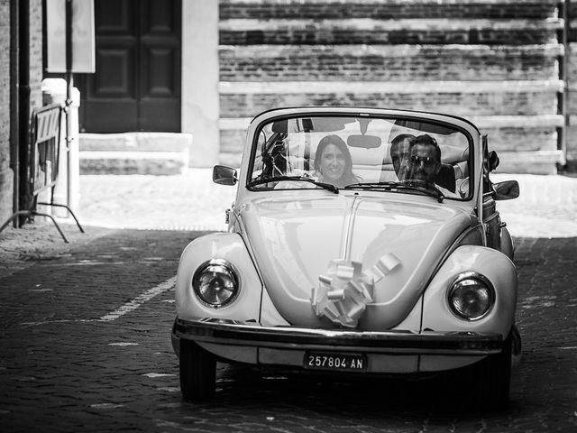 Il matrimonio di Luca e Andrea a Ostra Vetere, Ancona 53