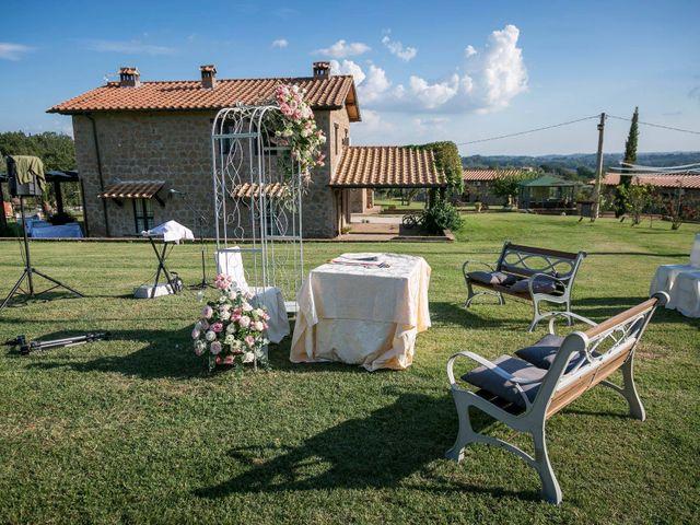 Il matrimonio di Federico e Charlotte a Tarano, Rieti 12