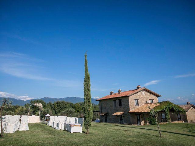 Il matrimonio di Federico e Charlotte a Tarano, Rieti 13